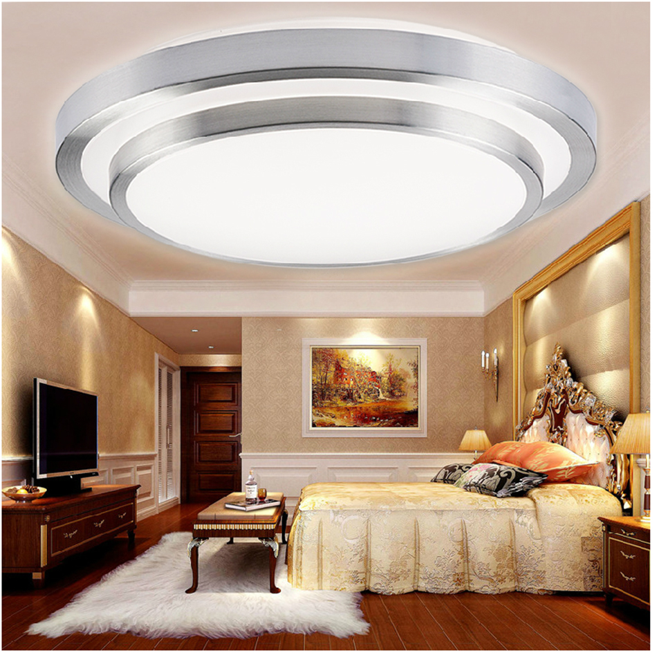 Ultra Bright 7w 12w Led Ceiling Wall Light Flush Mounted: Modern 7W 12W LED Flush Surface Mounted Ceiling Light