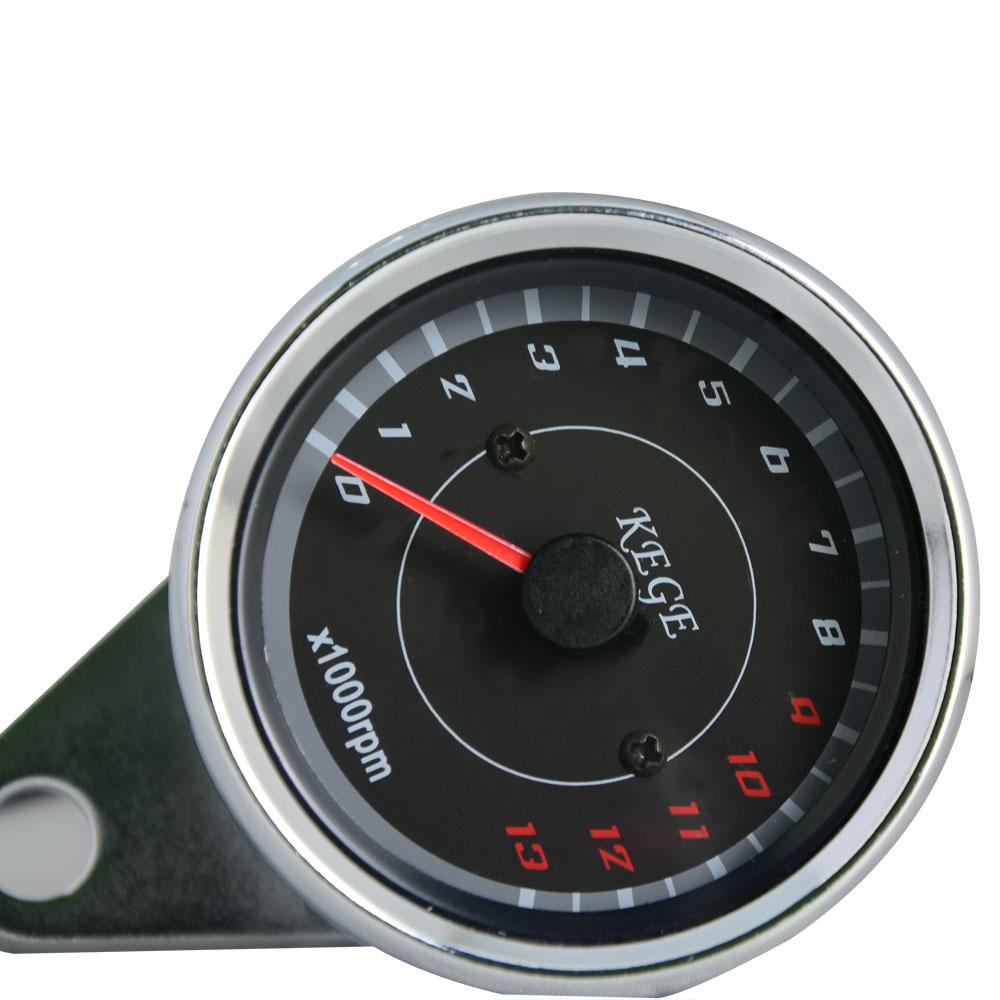 led rpm tachometer speedometer odometer motorcycle rev Digital RPM Tachometer rpm tach wiring