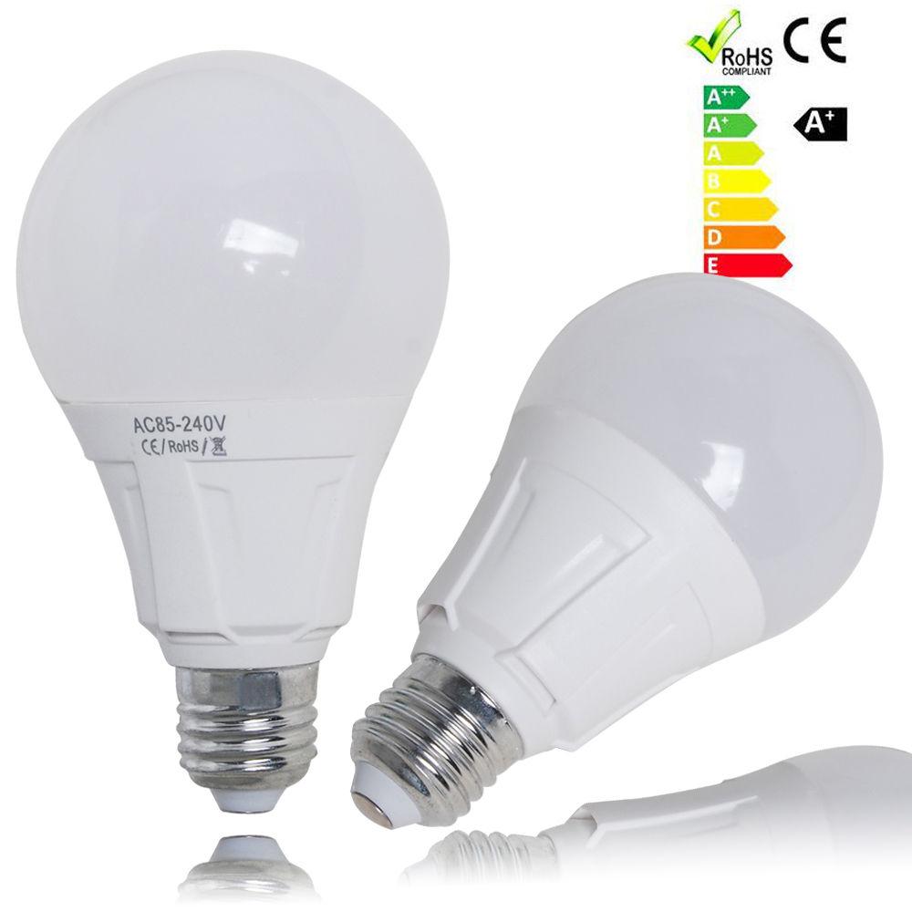 1/3/6x E27 E14 5W 7W 9W LED Globe Bulbs Spotlight R39 R50 ...