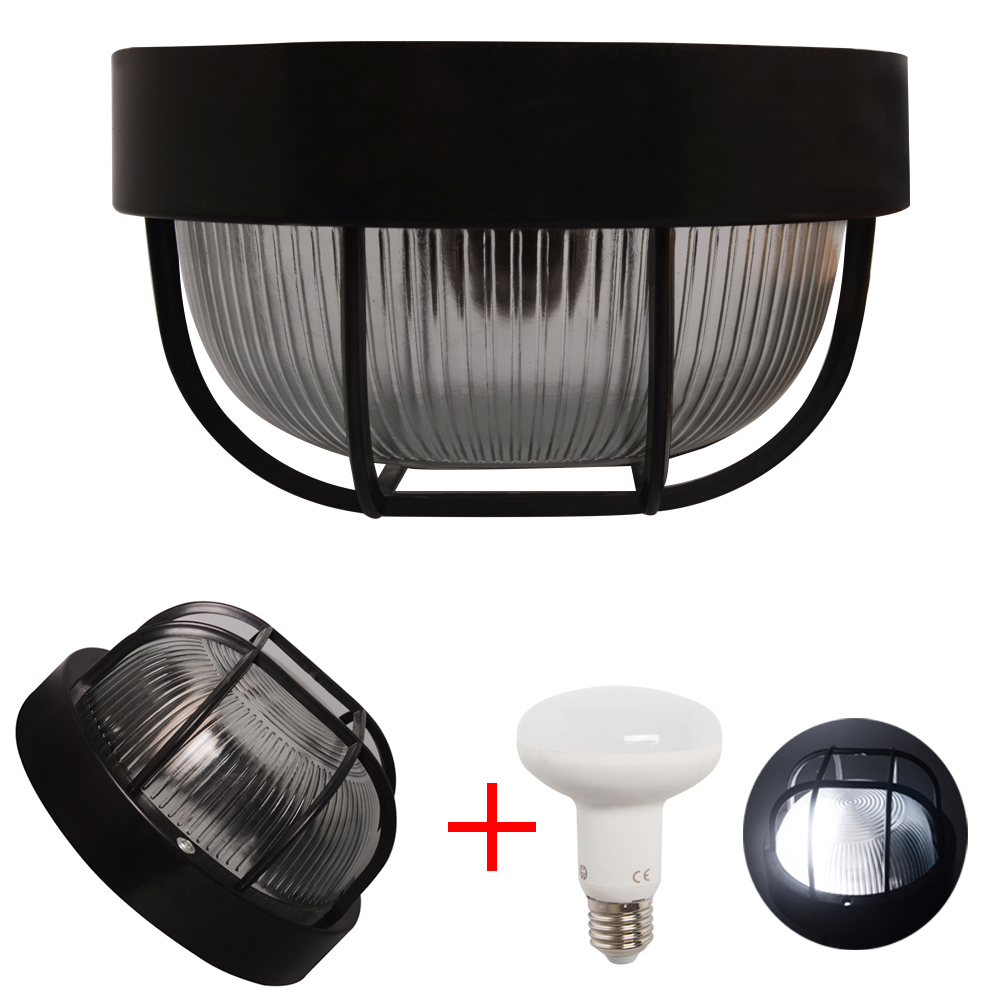 Round Flush Wall Lights : 18W Round LED Flush Mounted Ceiling Down Light SMD Bright Lamp Warm White eBay