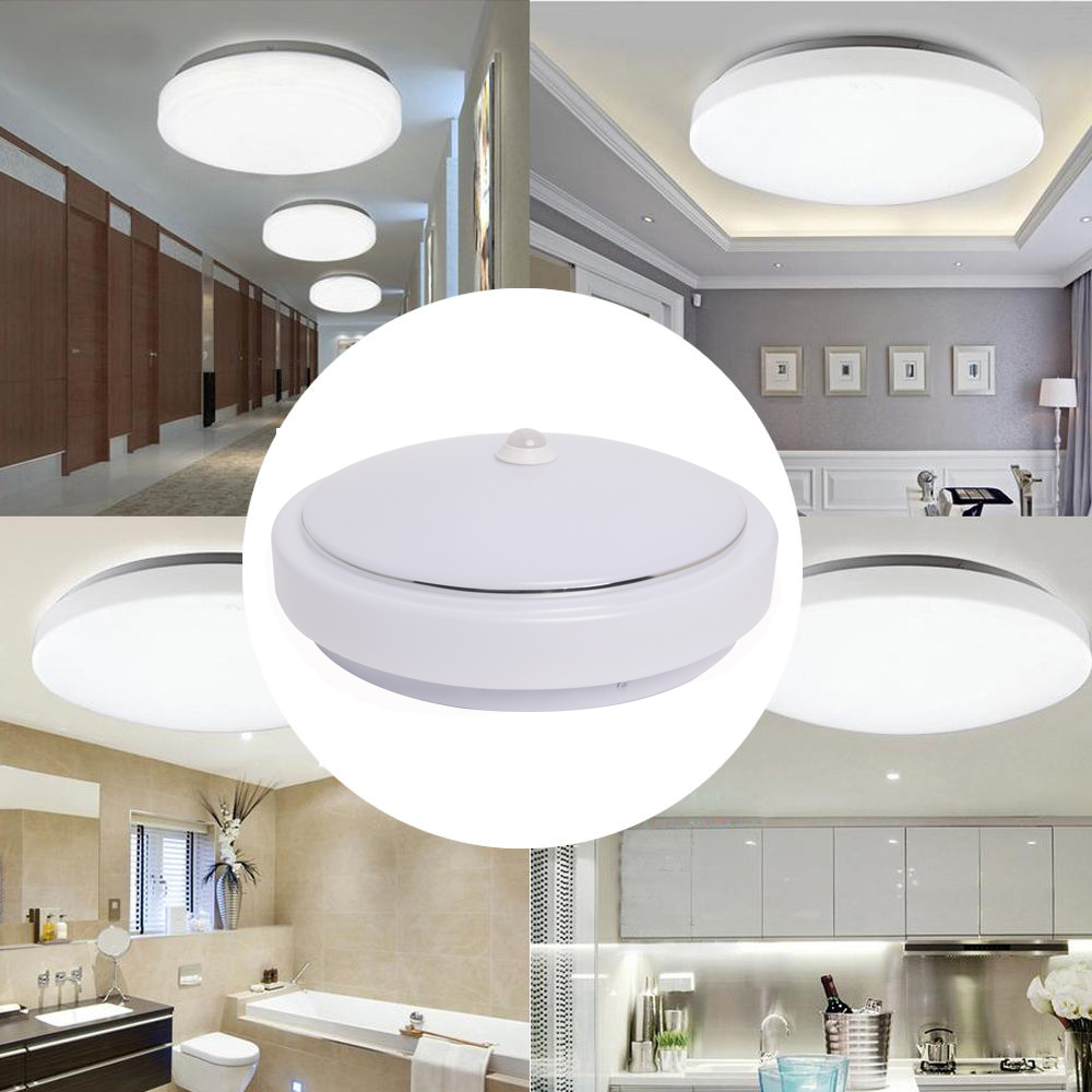 Bright 7w 12w Led Smd Ceiling Flush Wall Fixture Light
