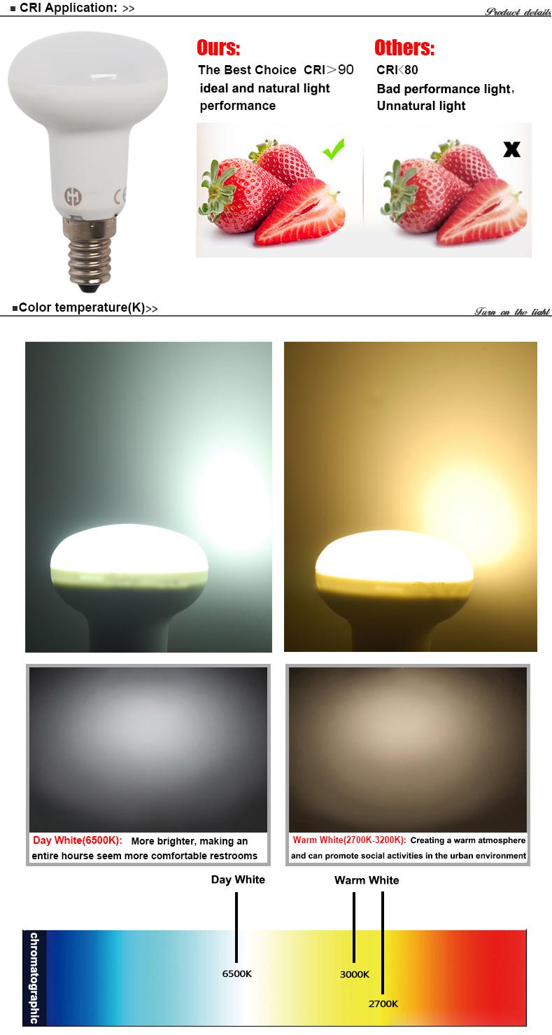 1 5x 8w e27 led reflektor leuchtmittel r63. Black Bedroom Furniture Sets. Home Design Ideas