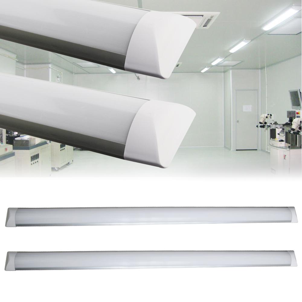 36W 1200mm 4FT LED Batten Linear Tube Light Slimline Ceiling Surface Mount Wall eBay
