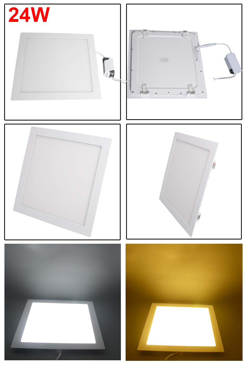 how to cut ceiling panel recess light