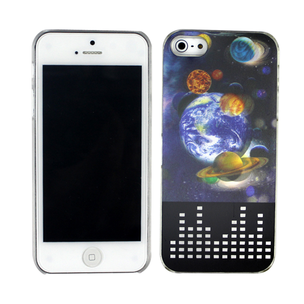 led iphone 5s case 28 patterns iphone 5 5s 5g flash led light 3d colorful 5722