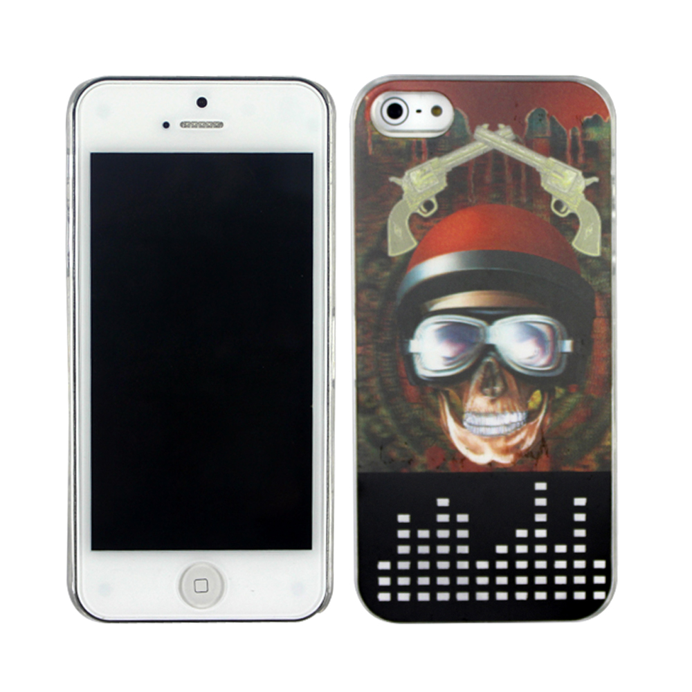 iphone led case 28 patterns iphone 5 5s 5g flash led light 3d colorful 11984